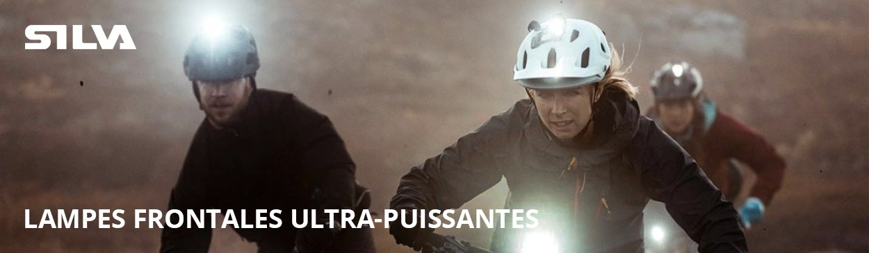 Frontales Ultra-Puissantes