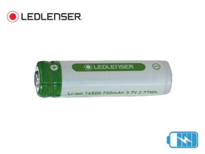 Accumulateur Li-ion 14500 Ledlenser 750mAh