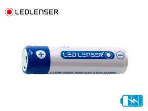 Accumulateur Li-ion 18650 Ledlenser 3400mAh