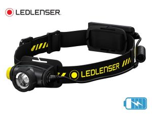 Lampe frontale rechargeable Ledlenser H5R WORK