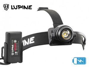 Frontale rechargeable Lupine NEO X4 SC 900 lumens