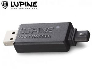 Chargeur USB pour batteries Lupine