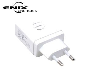 chargeur NX double sortie USB