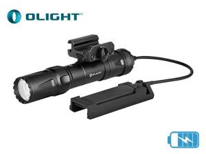 Lampe torche rechargeable pour fusil Olight Odin