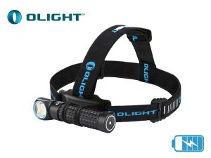 Lampe rechargeable multi-fonctions Olight Perun Kit