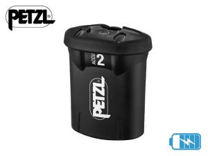 Accumulateur 2 Petzl DUO S et ULTRA 3200mAh