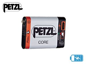 Accumulateur Li-ion Petzl CORE 1250mAh