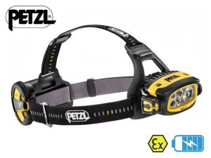 Lampe frontale rechargeable Petzl DUO Z1