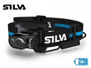 Lampe frontale rechargeable Silva Cross Trail 5X
