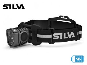 Lampe frontale rechargeable Silva Exceed 3XT