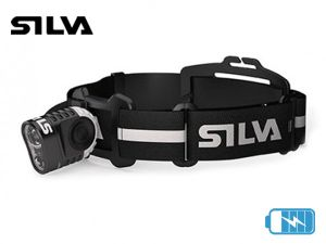Lampe frontale rechargeable Silva Trail Speed 4XT