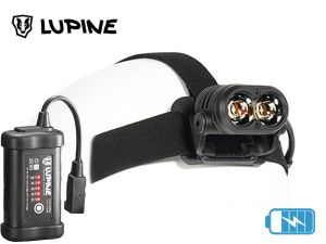 Lampe frontale rechargeable Lupine PIKO X7 SC 1900 lumens