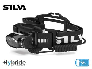 Lampe frontale hybride Silva Cross Trail 5 Ultra