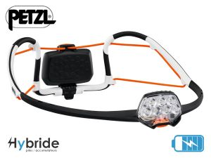 Lampe frontale rechargeable Petzl IKO CORE
