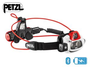 Lampe frontale rechargeable Petzl NAO +