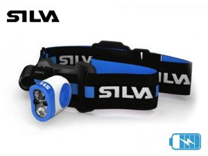 Lampe frontale rechargeable Silva Trail Speed X