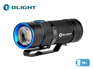 Lampe torche rechargeable Olight S1R Baton